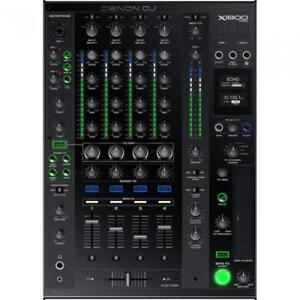 MEGA PRICE DROP **DONT MISS IT** DENON DJ X1800 PRIME 4 CHANNEL