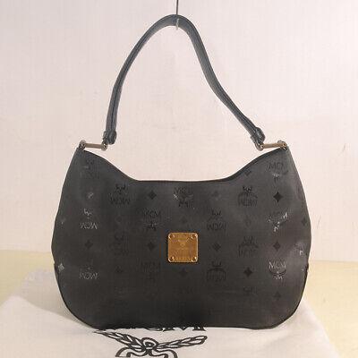 Authentic MCM Honshu  Shoulder Bag + Dust Cover