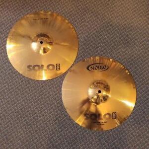 Orion Cymbale de hi-hat solo pro 13 - used/usagées