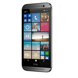 HTC One M8 for Windows 32GB Grey UNLOCKED Brand New