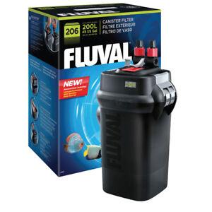 Filtre Externe Fluval 206 + autres accessoires disponibles