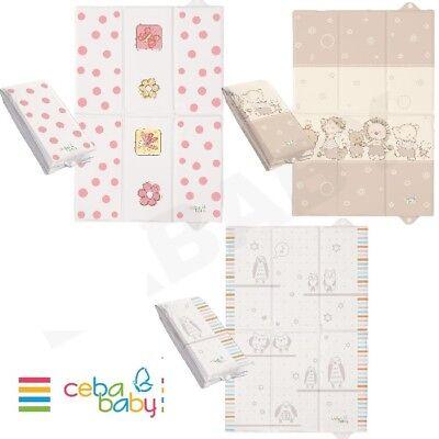 BABY TRAVEL CHANGING MAT SOFT BASE 40X60 cm best quality Ceba
