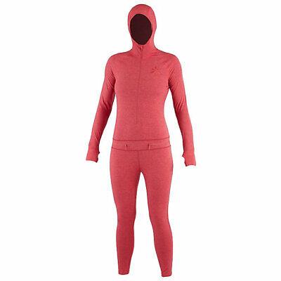 NWT Airblaster Womens Merino Wool Ninja Suit Layer XS X-Small Snowboard PR906