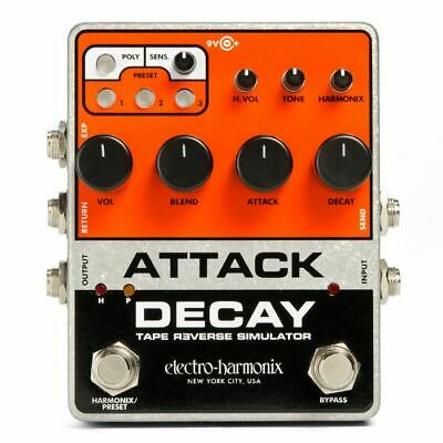 PERFECT CIRCUIT Looper Pedal EFFECTS Electro Harmonix Canyon Delay NEW