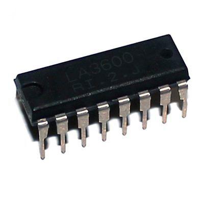 1//2//4 PC la3600 5 Bande Graphic Equalizer = ka2223 = m5226p Audio Circuit Preamp