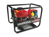 Honda EC2000 generator