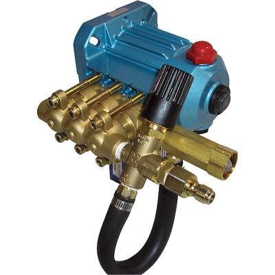 Cat 2sfx20es 58 Right Electric Pressure Pump W Plumbing 2000 Psi 2.0gpm