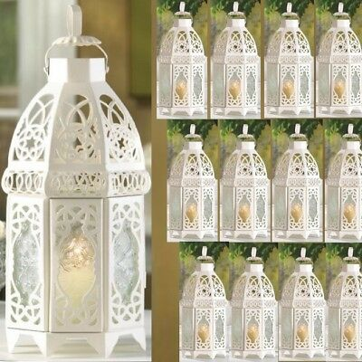 Wedding Lantern Centerpieces (Lot 10 Enchanting 12