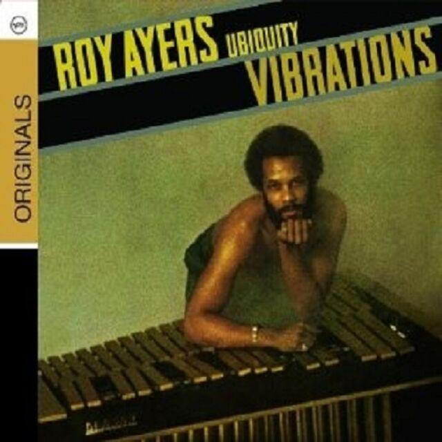 ROY AYERS - VIBRATIONS  CD NEU