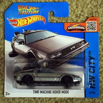 Hot Wheels , Time Machine Hoover Mode