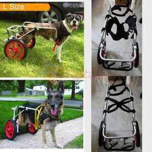 Support a roues pour chien handicapé ,blessé des pattes arrières