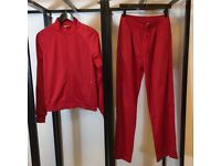 Givenchy red tracksuit