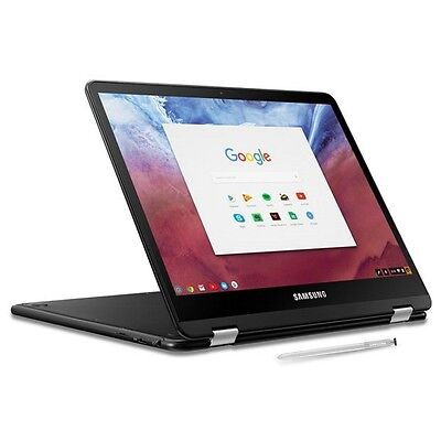 "Samsung XE510C24-K01US Chromebook Pro 12.3"" Intel M3-6Y30 2-in-1 Tablet w/ Pen"