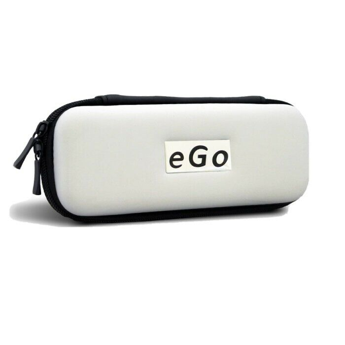 """3 Pack -  White 7"""" Ego Carrying Case For Electronics."""