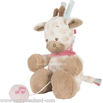 NATTOU MINI Spieluhr Charlotte Rose Giraffe Musikuhr Einschlafhilfe Baby Spiel