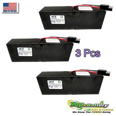 Impact Medical 754 M 326 750 765 Eagle Uni-vent Ventilator Replacement Battery