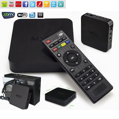 Get Rid Of Monthly TV Fees Android Box KODI XBMC Quad Core Media Player USA