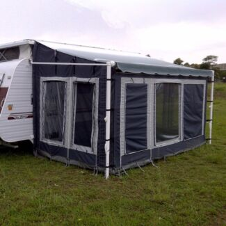 roll out awning | Caravan & Campervan Accessories ...
