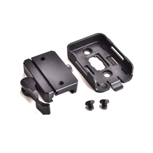 RunCam 2 Picatinny Rail mount - Airsoft - Black