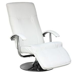 SALE!-Leatherette Reclining Lounge Chair-3 colours