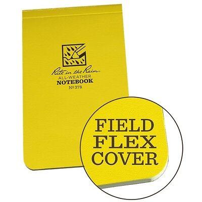 Rite In The Rain 378 All-weather Memo Book Yellow