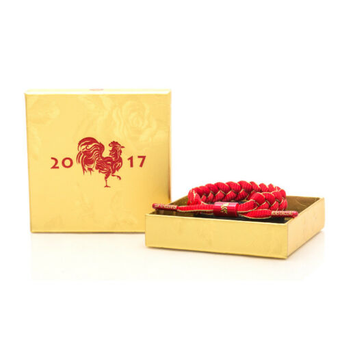 Brand New RASTACLAT Year of the Rooster Shoelace Bracelet