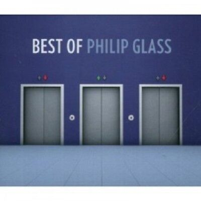 PHILIP GLASS - BEST OF PHILIP GLASS 2 CD  18 TRACKS CLASSIC ORCHESTRA