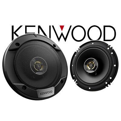 330w Auto (Kenwood KFC-S1676EX - 16cm 2-Wege Koax Lautsprecher Boxen 330W KFZ Auto PKW)