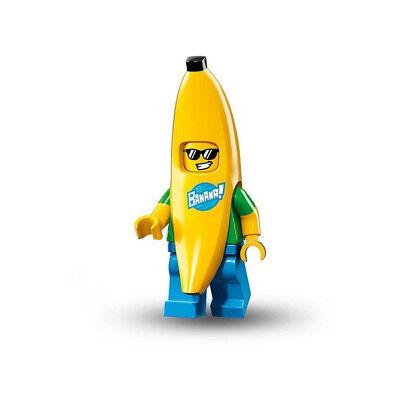New LEGO 71013 MiniFigures Banana Man Costume Series 16 CMF Minifig Base  - Lego Man Costume