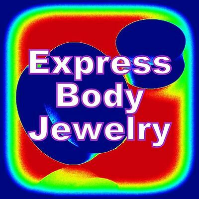Express Body Jewelry Tattoo Supply