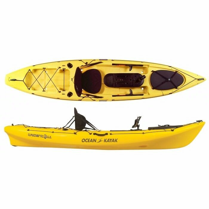 Ocean kayak Trident 11 Angler + Accessories