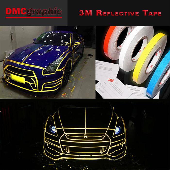 3M Grade Light Reflective High Visibility Self Adhesive Tape