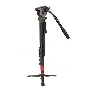 JY-516 Monopod Professional DSLR / Camcorder Photo / Video