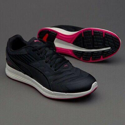PUMA Women's Ignite V2 Womens Running Shoe Black White