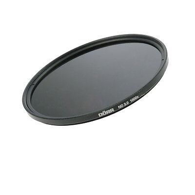 Dorr Nd3.0 Nd1000 Neutral Density 10-stop Filter: 77mm
