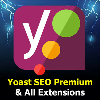 Yoast Seo Premium All Extensions 1 Wordpress Seo Plugin Lifetime Update
