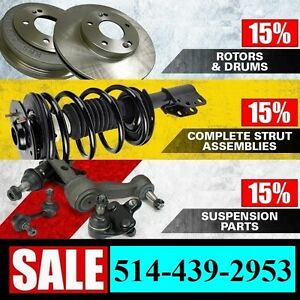 Toyota Camry ► Shocks and Struts • Amortisseurs