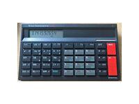 Vintage and Retro - Texas Instruments TI-52 Landscape Scientific Calculator
