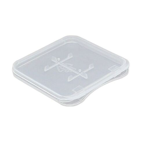 lot 30 microsd transflash memory card case