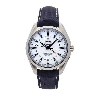Omega Seamaster Aqua Terra 150m GMT Good Planet Watch 231.92.43.22.04.001