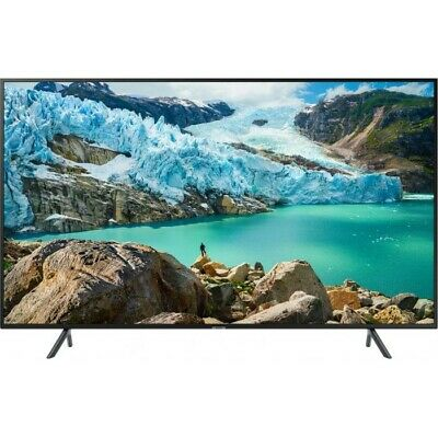 "TV TELEVISORE SAMSUNG 50"" SMART TV DVB-T2 4K ULTRA HD UE50RU7172 BLACK NUOVO"