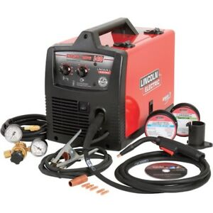 PAWN PRO'S HAS A BRAND NEW LINCOLN EASY MIG 140 ELECTRIC WELDER