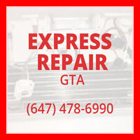 Express™ Appliance Repair - Today $25 OFF - (647) 478-6990