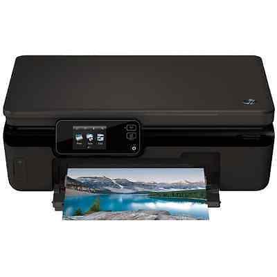 HP Photosmart 5520 e All in One Drucker CX042B Scanner Kopierer Wlan USB ()