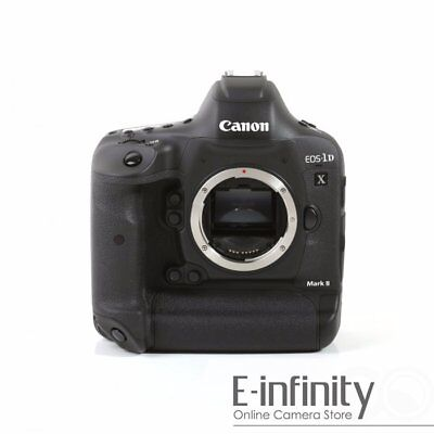 NEW Canon EOS 1DX Guide II Digital SLR Camera Body Only