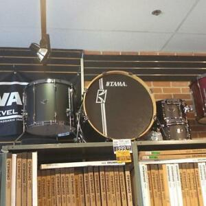 Vente liquidation en magasin : Tama Superstar Hyper-Drive Maple 4 pcs shell kit 10-12-16-22, sans caisse claire
