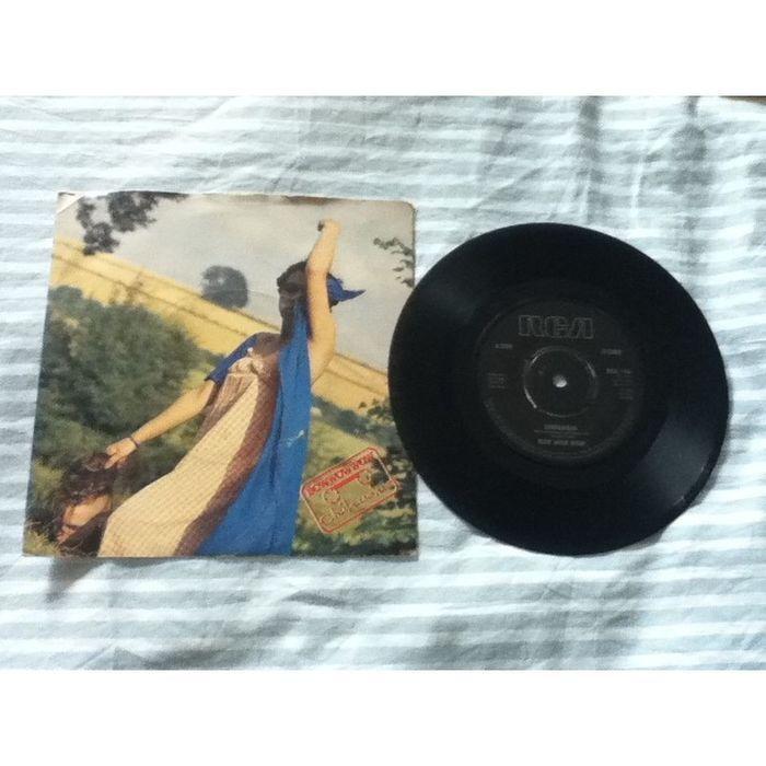 "Bow Wow Wow Chihuahua 7"" vinyl single record RCA 1981"