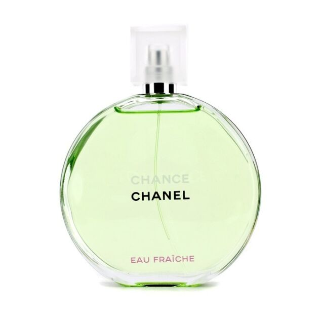 NEW Chanel Chance Eau Fraiche EDT Spray 150ml Perfume