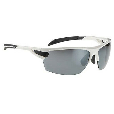 Alpina Wechselscheiben Fahrradbrille Sportbrille Tri-Scray white-black