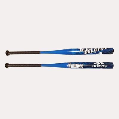2018 Adidas Melee 2 Reload Senior Softball Bat 34 25.5 oz: NO WARRANTY DP5766